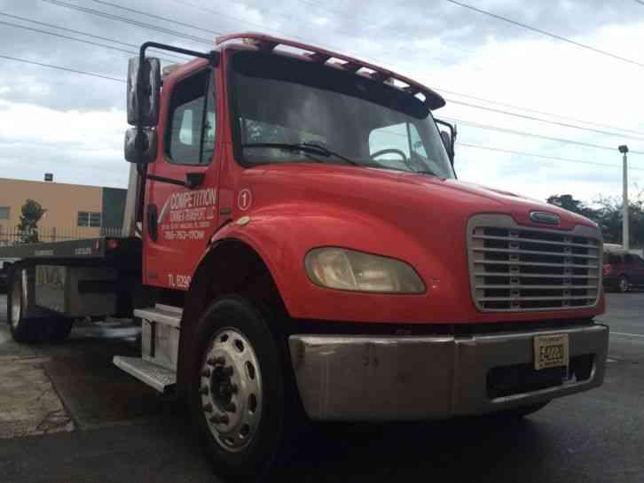 Freightliner Trucks For Sale >> Freightliner M2 (2003) : Flatbeds & Rollbacks