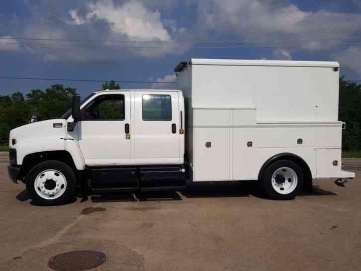Used Bucket Trucks For Sale >> GMC C6500 (2003) : Utility / Service Trucks
