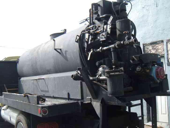 Flatbed Tow Truck >> GMC C6500 (2003) : Light Duty Trucks