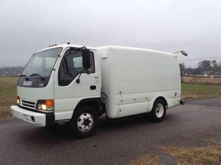 Isuzu Vin Number Identification >> Isuzu NPR TruGreen Lawn Spray Service Truck (2003) : Utility / Service Trucks