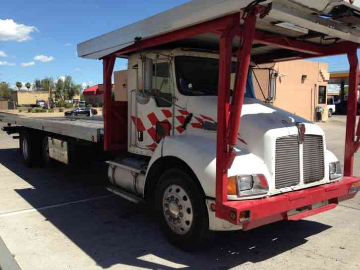 Kenworth Four Car Carrier 2003 Flatbeds Rollbacks