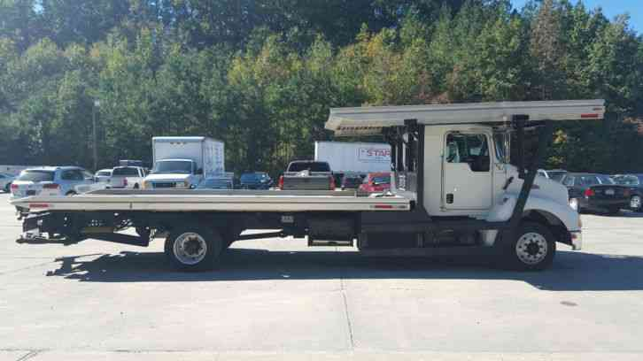 Kenworth t300 2003 flatbeds rollbacks for Used tow motors for sale
