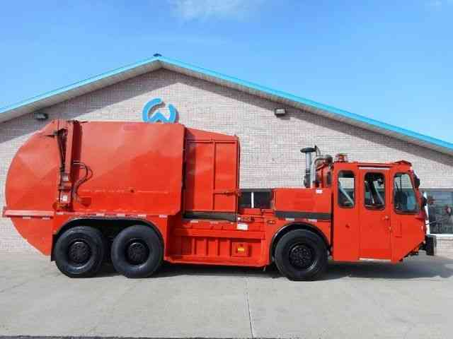 lodal  2003    heavy duty trucks