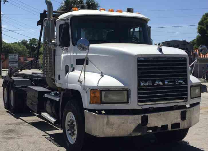 Trucks For Sale In Okc >> Mack RD688 (1990) : Daycab Semi Trucks