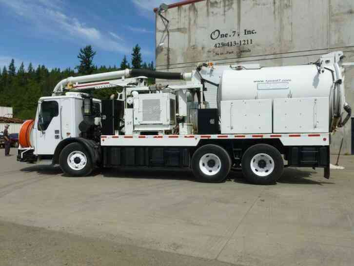 Vaccon Hydro Excavator Vactor Truck for Sale (2003)