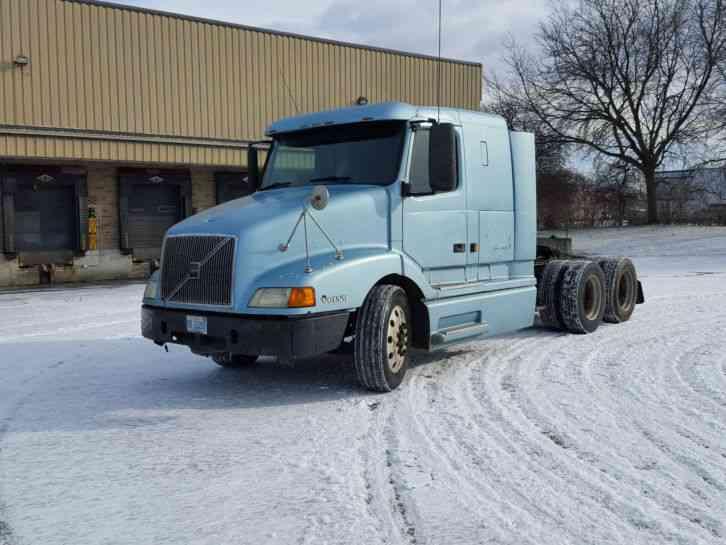 Volvo Vln Tandem Axle Sleeper Semi Truck Jpg Pagespeed Ce U Rs Td Y on Volvo D12 Engine Fuel Problems