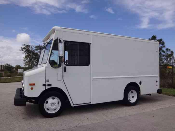 Used Box Trucks For Sale By Owner >> Workhorse P42 Step Van (2003) : Van / Box Trucks