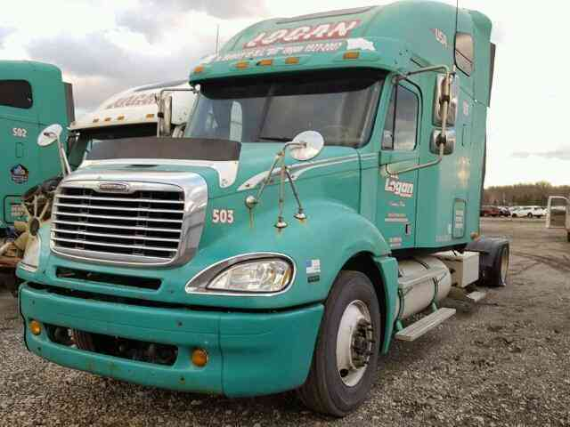 Freightliner COLUMBIA & CONVENTION (2007)