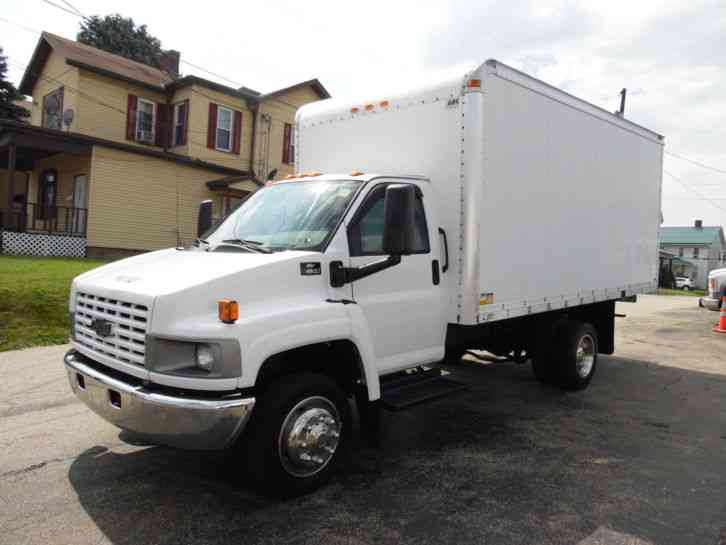 Chevrolet C3500 16FT BOX STRAIGHT TRUCK 8. 1 GAS ENGINE (2004)