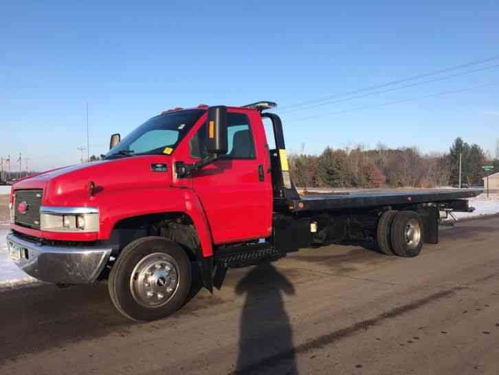Chevrolet Hd 4500 Rollback For Sale Autos Post
