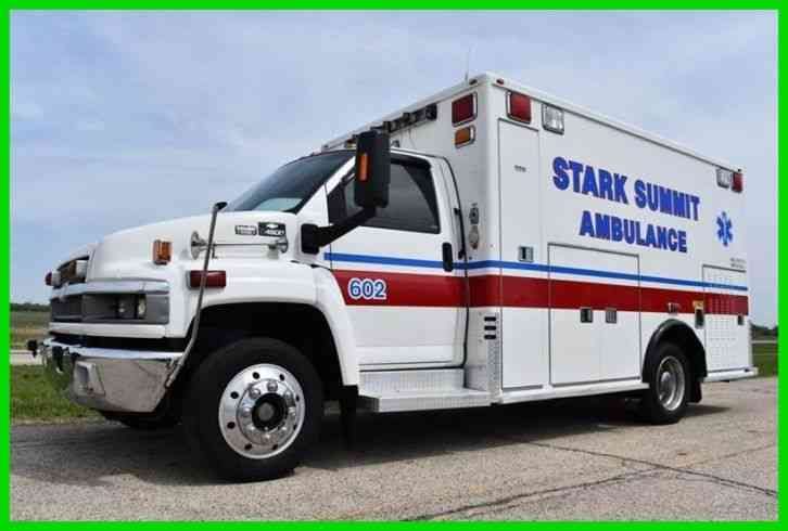 Chevrolet C4500 Ambulance (2004)