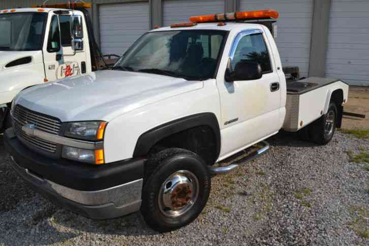 Chevrolet 3500 2004 Wreckers