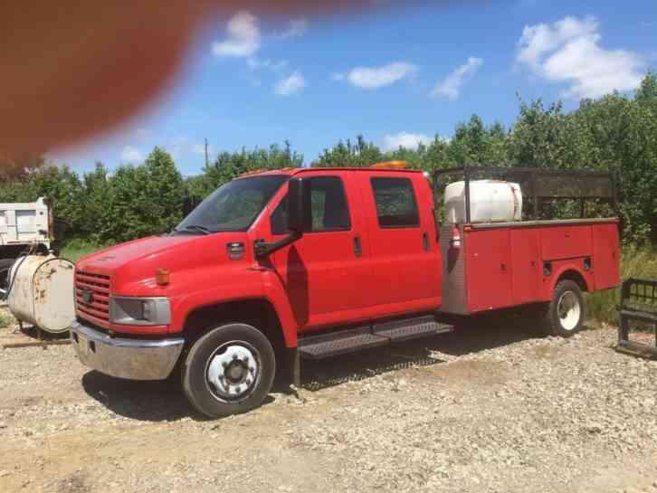 Chevrolet 2004 Utility Service Trucks