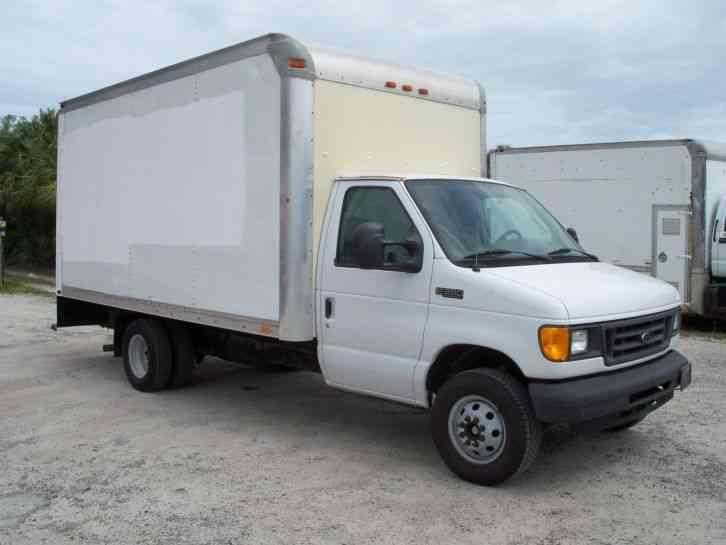 ford e350 2004 van box trucks. Black Bedroom Furniture Sets. Home Design Ideas