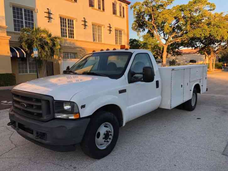 Ford F-350 (2004)
