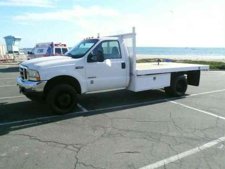 Ford F-550 (2004)