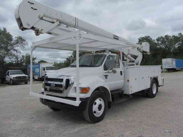 Ford F-750 (2004)