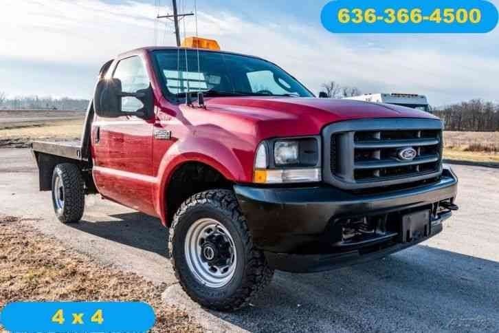 Ford F250 (2004)