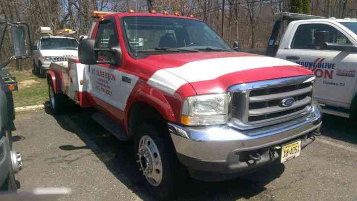 Ford F-450 (2004)
