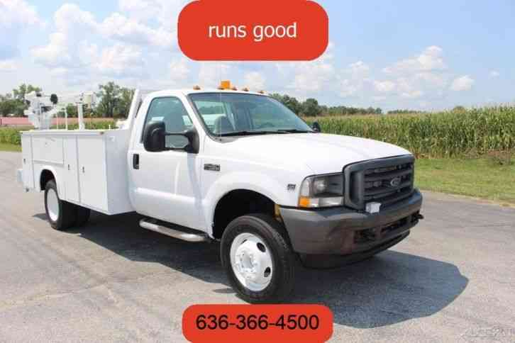 Ford F450 (2004)