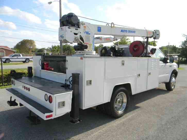 Ford F550 Super Duty (2004)