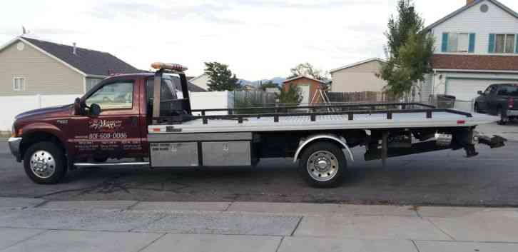 Ford F550 (2004)