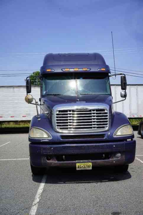 freightliner 2004 sleeper semi trucks. Black Bedroom Furniture Sets. Home Design Ideas