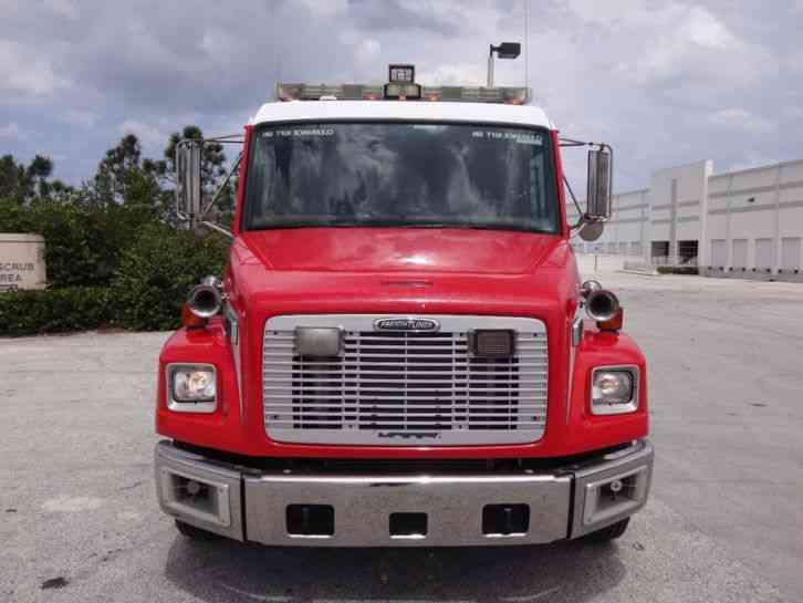 Freightliner Fl60 Crew Cab Ambulance 2004 Emergency