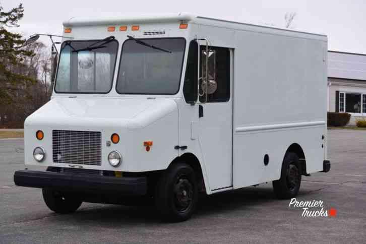 Used Trucks For Sale In Ma >> Freightliner M-Line (2004) : Van / Box Trucks