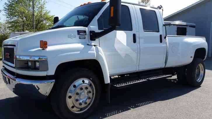 GMC C 4500 (2004) : Heavy Duty Trucks
