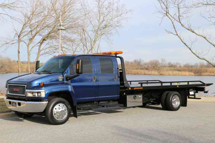 Used Box Trucks For Sale By Owner >> GMC C5500 (2004) : Flatbeds & Rollbacks