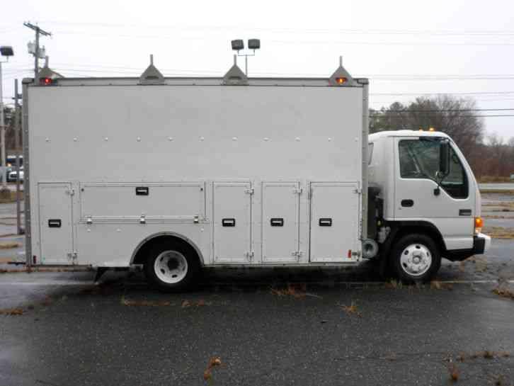 Gmc W4500  2004    Medium Trucks