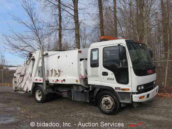 Gmc Wt 5500 2004 Heavy Duty Trucks