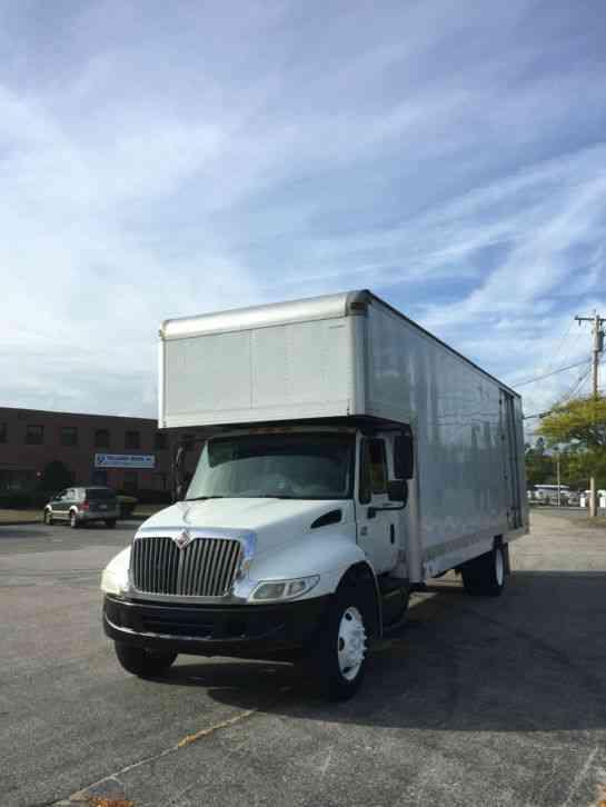 international 4300 2004 van box trucks. Black Bedroom Furniture Sets. Home Design Ideas