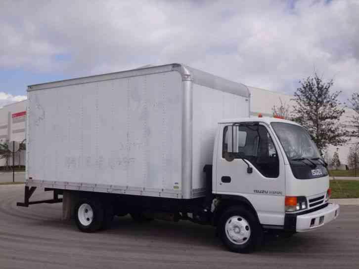 Isuzu NPR 14ft Box Truck (2004)
