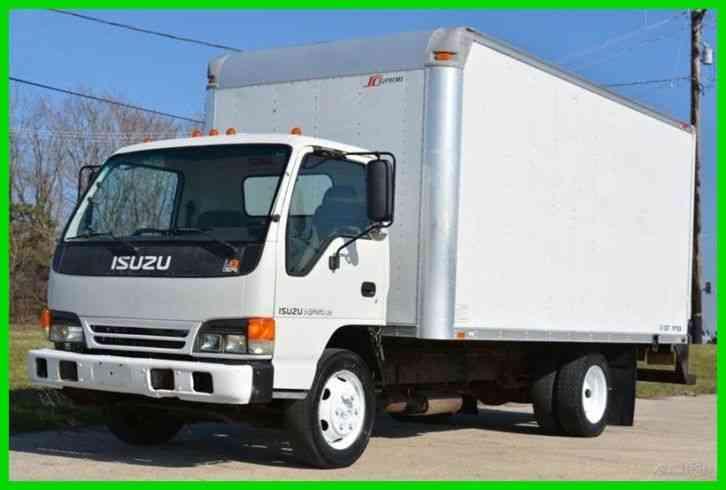 Isuzu NPR HD 16Ft Box Truck (2004)