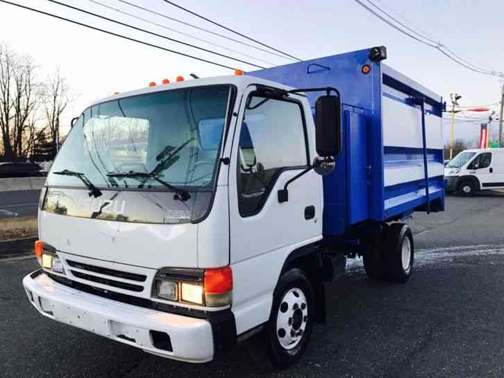 Isuzu Npr 2004 Van Box Trucks