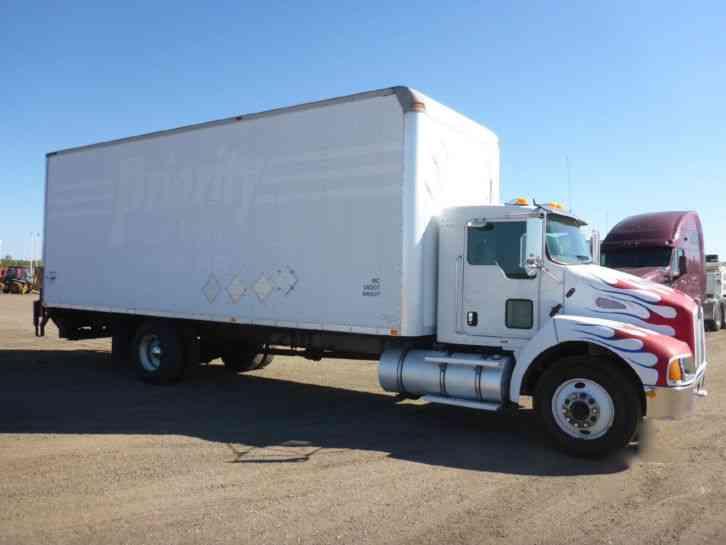 Kenworth Box Truck >> Kenworth T300 2004 Van Box Trucks