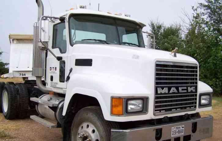 Mack Truck Wet Kit : Mack ch  heavy duty trucks