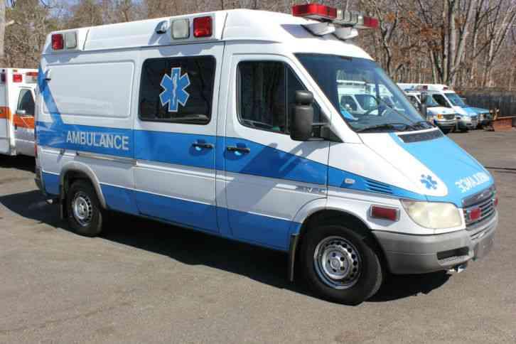 Type 2 Ambulance