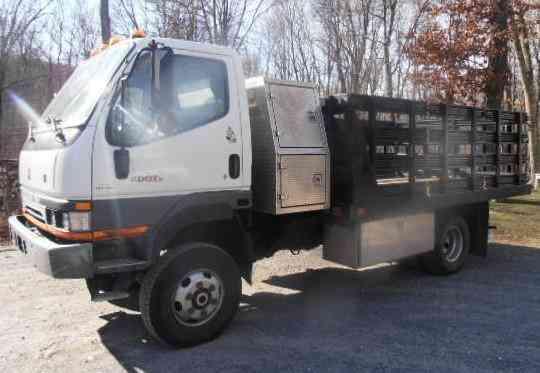 mitsubishi  medium trucks