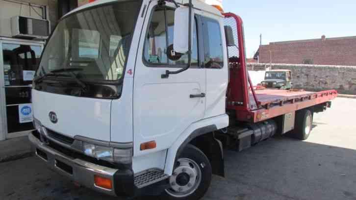 International tow truck (1990) : Flatbeds & Rollbacks