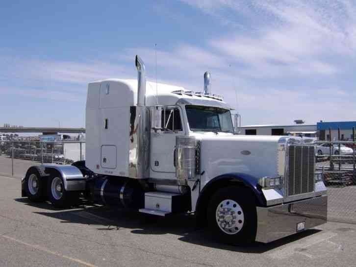 2004 Peterbilt 379 Exhd 3660 on caterpillar 455 engine