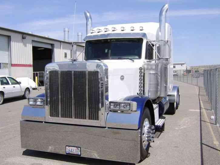 Peterbilt 379 EXHD (2004) : Sleeper Semi Trucks