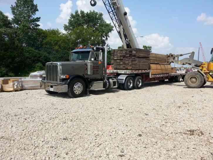 Tow Truck Ottawa >> Peterbilt 379 Short Hood (2004) : Daycab Semi Trucks