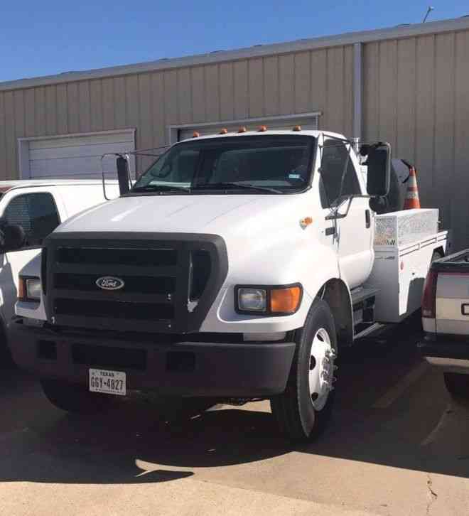 Ford F750 (2004)