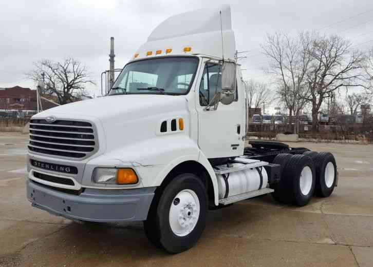 Light Trucks For Sale >> Sterling AT9500 (2004) : Daycab Semi Trucks