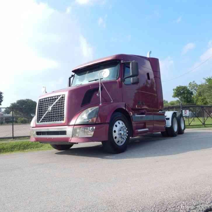 1997 Volvo S90 Transmission: Volvo VNL670 (2012) : Sleeper Semi Trucks