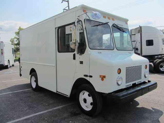 Best Diesel Engine Truck >> Workhorse P42 -- (2004) : Van / Box Trucks