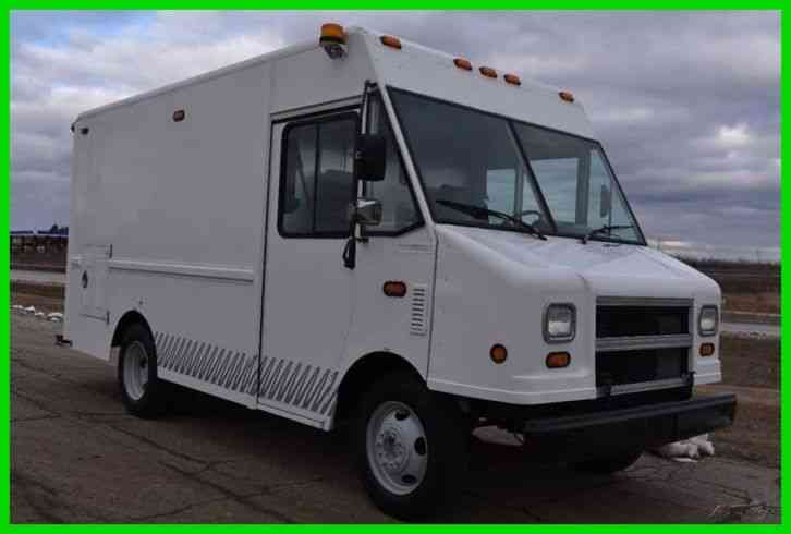 Workhorse P4500 Stepvan (2004)